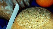 A diet higher in fiber, particularly grains, may lead to a longer life
