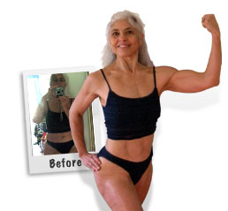 Annette M. before and after photos