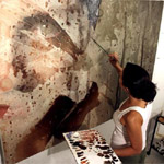 Alyssa Monks – Photo-realistic paintings