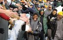 Packers Celebrate With Fans at Lambeau Field