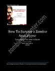 How to Survive a Zombie Apocalypse Preview