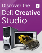 Discover the Dell Creative Studio