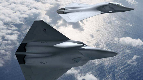 Air Force to End the Need for Pilots In 6th Generation Fighters