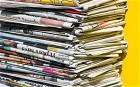 Welcome to the information age ? 174 newspapers a day