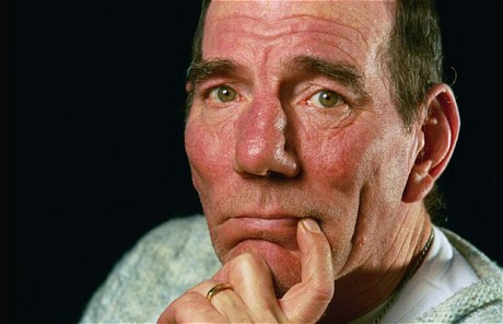 Pete Postlethwaite, one of Britain's most respected and well-loved actors, who died on January 2 aged 64.