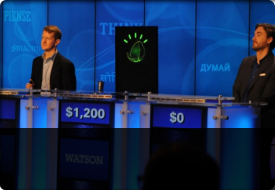 "Tech & faith: What supercomputer's ""Jeopardy!"" win means ►"