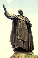 Miguel de Benavides Monument