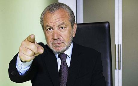 Sir Alan Sugar is to step down from his every day business to avoid a conflict of interest with his new government role.