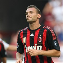 Andriy Shevchenko is back at Milan