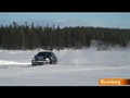 Frozen Lakes for Car Testing