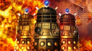 Play the Last Dalek game