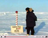 revking at the north pole