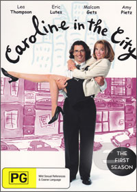 Caroline in the City - The 1st Season (4 Disc Set)