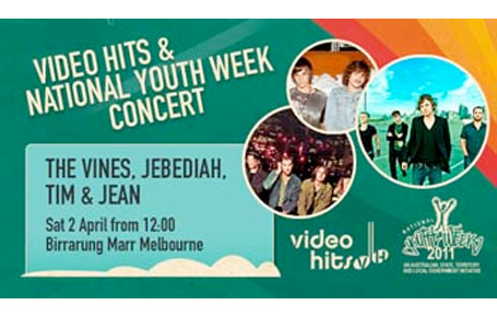 Free Video Hits concert