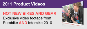2011 Product Videos: Hot new bikes and gear