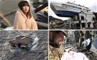 Japan earthquake and tsunami one month on: 30 powerful images of the disaster