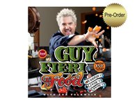 PRE-ORDER: Guy Fieri Food
