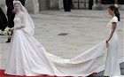 Royal wedding: Kate Middleton's wedding dress in pictures