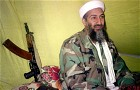 Osama bin Laden speaks to a selected group of reporters in the mountains of Helmand province in southern Afghanistan in December 24th 1998