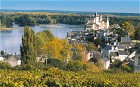 The beautiful Loire Valley is a UNESCO World Heritage Site.
