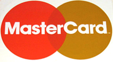 First MasterCard logo used from 1979-90.