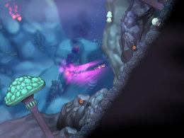 'Aquaria' Screenshot 2
