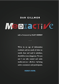 Mediactive book cover