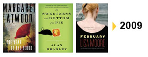 Click to see Books of the Year 2009 package