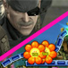 Peggle vs. Metal Gear Solid 4