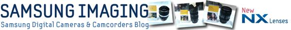 Samsung Digital Cameras & Camcorders Blog