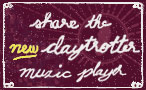 get the daytrotter widget