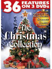 Christmas specials on DVD / Christmas DVDs