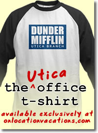 Utica Office T-Shirt