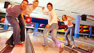 $12 for bowling and shoe rental for six in Logan Square<br /><small>powered by Groupon</small>