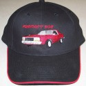 Fairmont 302 Red Embroidered Cap