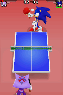 'Mario & Sonic at the Olympic Games' Screenshot 2