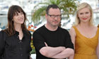 Cannes 2011: Melancholia and madness with Lars von Trier - video review