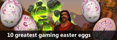 Our favourite gaming easter eggs (World of Warcraft image © Blizzard)