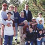 Colorado Sonlighters Homeschool Group in 2000