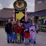 2003 Homeschool Field Trip to Celestial Seasonings with the Pendletons.