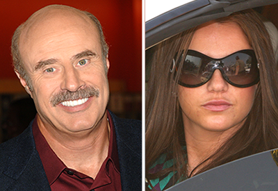 Dr. Phil's Exclusive Statement To ET On Britney