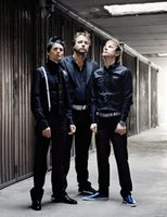 Muse New Album Pose