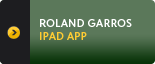 ROLAND GARROS iPhone/iPad App