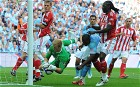 FA Cup final 2011: Manchester City v Stoke City in pictures