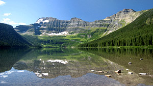 Waterton's Cameron Lake