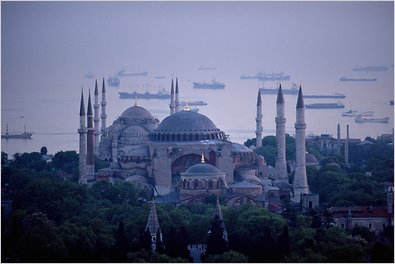 WISPS OF THE PAST Beyond Istanbul's landmarks, a legacy of cosmopolitan interchange of goods and ideas.