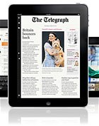 iPad 2 - New Telegraph iPad App
