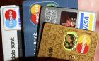 Assortment of credit cards: Identity theft: Three accused over biggest bank card scam in US history