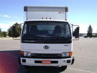 2003 Nissan Cpb  Cutaway-Cube Van for sale in Greeley, Colorado, Minivans for sale in Greeley, Colorado