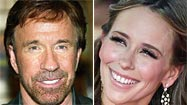 Jennifer Love Hewitt, Chuck Norris ranked worst actors by Rotten Tomatoes